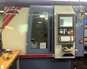 Used Anca Tool Cutter Grinder
